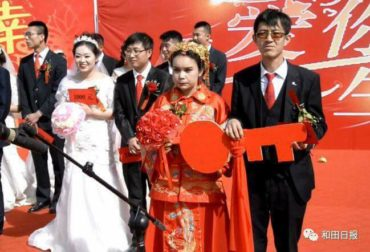 An uyghur gril forcefully marriaged to han chines