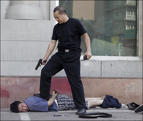urumqi massacre