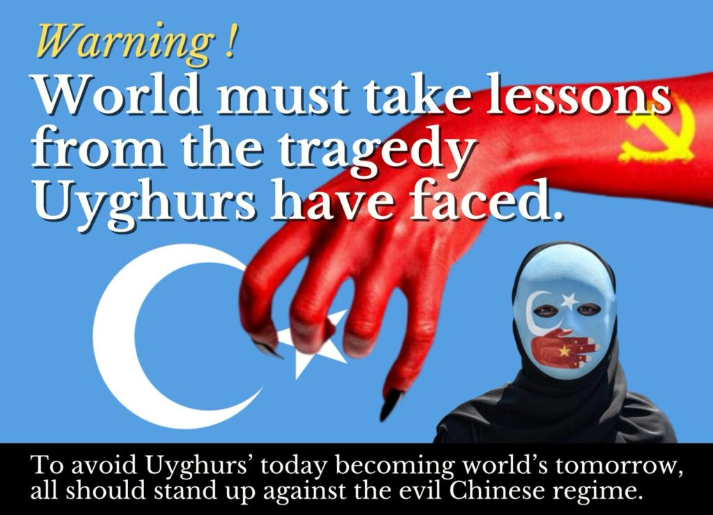 39-nation-accused-china-over-Uyghur-issue